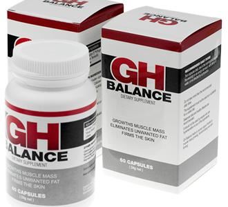 GH Balance – Naturalny oraz bezpieczny hormon wzrostu pozwoli Ci uzyskać doskonałe efekty podczas ćwiczeń