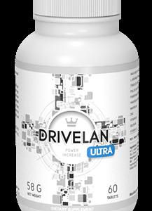 Drivelan Ultra – Poczuj się znowu jak facet i stań na wysokości zadania! Rewolucyjna receptura, prosty skład oraz maksymalizacja rezultatów!