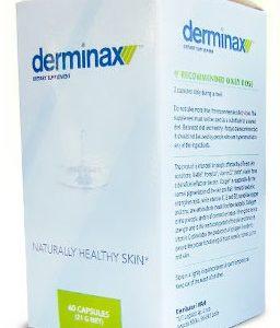 Derminax – Pozbądź się wyprysków i trądziku za pomocą jednej kuracji kompetentnymi pastylkami!