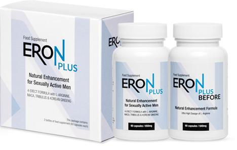 Eron Plus – Walka z zaburzeniami erekcji przenigdy nie była tak prosta! Sprawdź to sam juz dzisiaj!