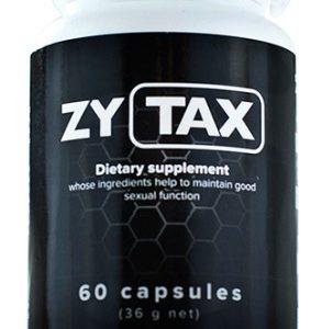 Zytax – metoda na zakończenie kłopotów z erekcją