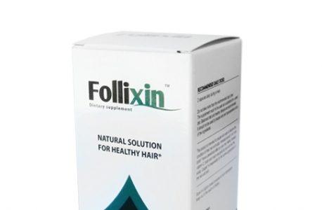 Follixin – absolutny gigant pośród specyfików na włosy! Wypróbuj juz teraz!