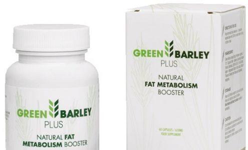 Green Barley Plus – Wypróbuj maksymalną moc spalania tłuszczu oraz wyeliminuj toksyny!