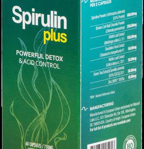Spirulin Plus- Skuteczny detoks bez męczących diet? Skuteczne odkwaszanie organizmu bez katorżniczych poświęceń? Tak, to realne!