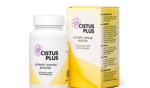 Cistus Plus – Popraw własny system odpornościowy dzięki innowacyjnemu środkowi jakim jest Cistus Plus!