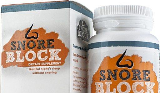 SnoreBlock – Zapewnij sobie prawidłowy sen, a dodatkowo innym pozwól spokojnie spać!