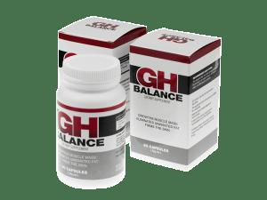 GH Balance – Wypracuj muskularne ciało bez niepotrzebnego tłuszczu w kilka tygodni