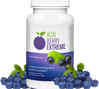 Acai Berry Extreme – intensywne postępowanie odchudzające w zdumiewająco błyskawicznym czasie