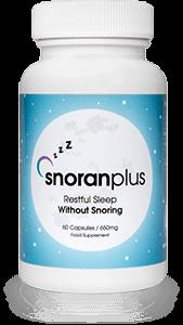 Snoran Plus – Wydajny preparat, który doskonale poradzi sobie z chrapaniem!