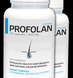 Profolan – Zahamuj wypadanie włosów dzięki wspaniałemu środkowi Profolan!