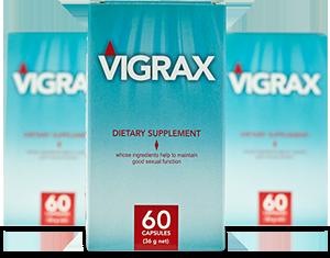 Vigrax – Pastylki na potencję zapewniające dłuższe napawanie się seksem!